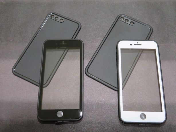 Capa Anti-Choque Waterproof ID - Iphone 6/7/8/SE (2020)