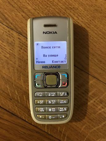 Мобильный телефон Nokia 1255 CDMA Интертелеком