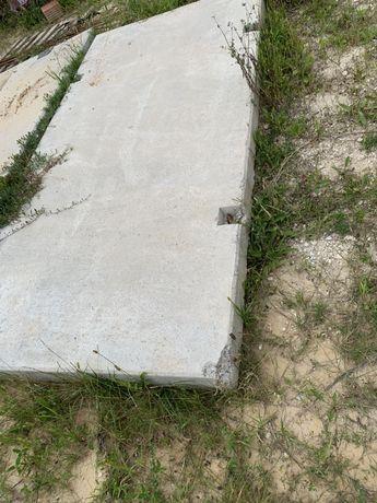 Plyty betonowe zbrojone (mozliwość dowiezienia w okolice Miechowa )