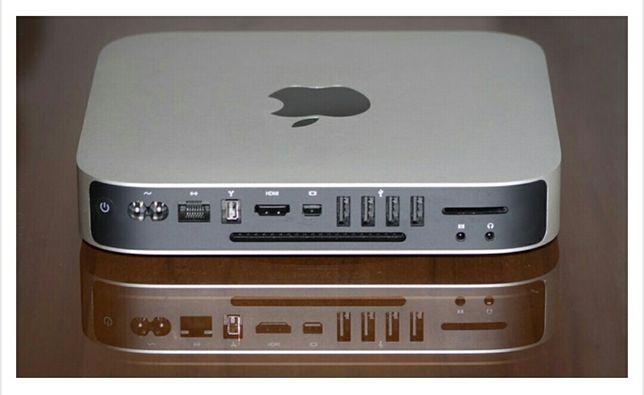 МакМини A1347 2010г 2.4ггц SSD 128gb + Hi Sierra
