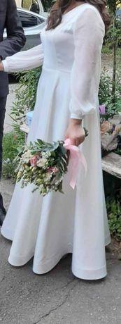 Весільна сукня, свадебное платье. Пошита у 2021