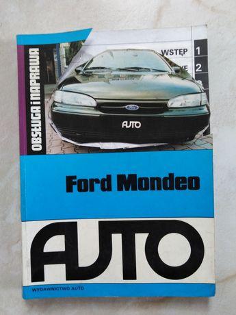 Książka Ford Mondeo Obsługa i naprawa