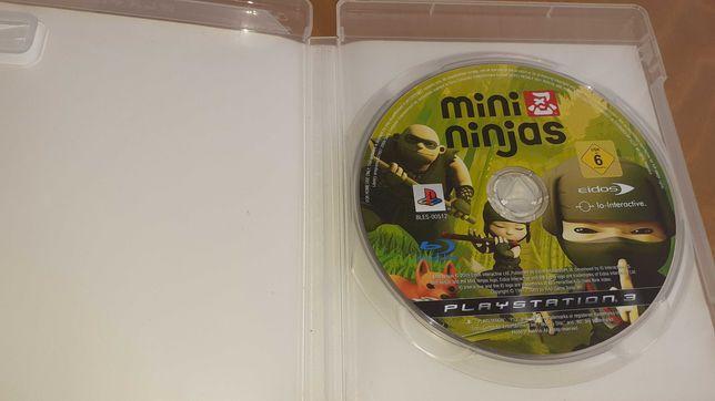 Gra na PlayStation 3 MINI NINJAS