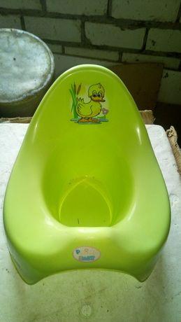 Детский горшок Prima Baby Donald Duck (madi in Poland)