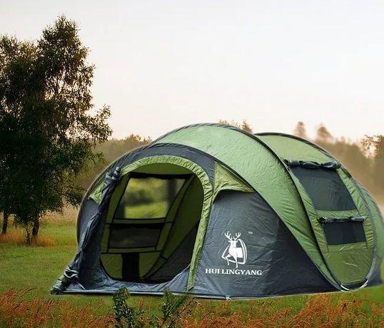 Комфортная палатка. Палатка автоматическая.