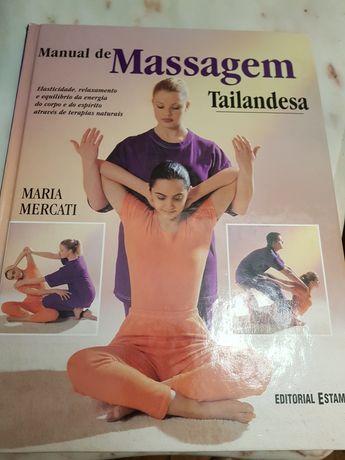 Manual de massagem tailandesa