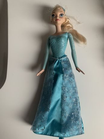 Mattel Disney Frozen Kraina Lodu Błyszcząca