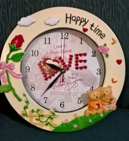 Zegar ścienny dla dzieci