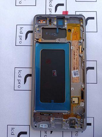 Wyświetlacz wymiana szybki wyświetlacza Samsung S 8 9 10 20 Note +