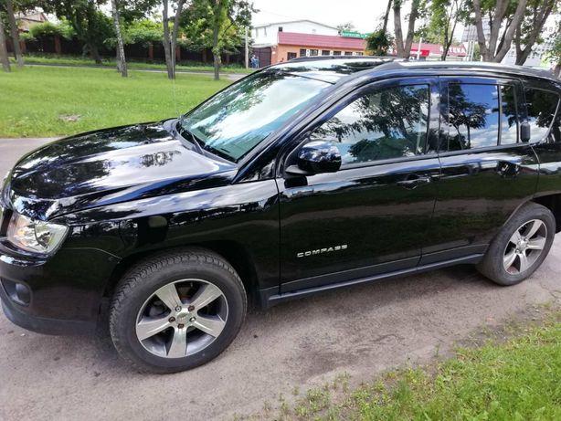 Jeep compass 4x4 2.4  2016 газ