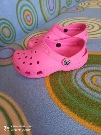 Crocs w3, шлёпанцы, сабо на девочку