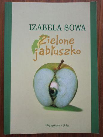 """Zielone jabłuszko"" Izabela Sowa"