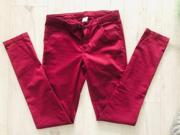 SINSAY Spodnie damskie 36 S dresy rurki dresowe sportowe