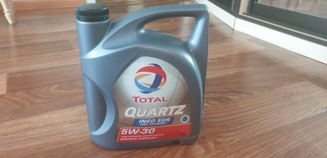 Масло моторное Total Quartz INEO ECS 5 W-30