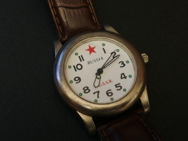 Sprzedam mechaniczny zegarek męski Russia