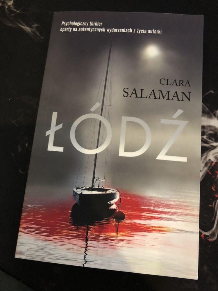 "Książka ""Łódź"" Clara Salaman"