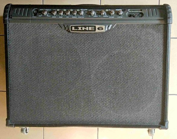 Wzmacniacz, combo, gitara Line 6 Spider III 150W