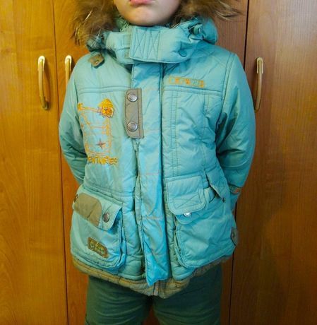 Куртка зимняя Kiko