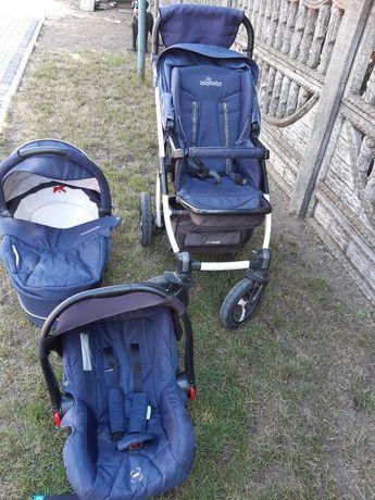 Wózek 3 w 1 baby design
