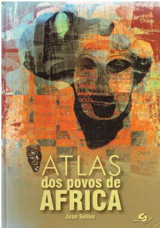 11253 Atlas dos Povos de Africa de Jean Louis Sellier