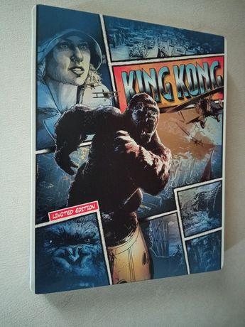 King Kong - Steelbook Blu-Ray