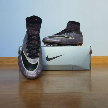 Nike Mercurial Superfly FG buty piłkarskie korki lanki r. 40