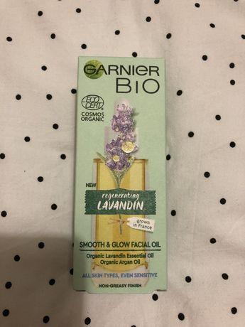 Garnier BIO wygladzajacy olejek do twarzy dla kazdego typu skory