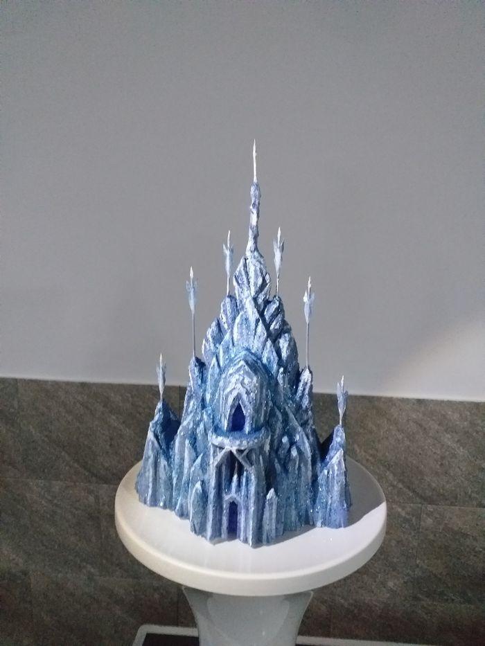 Castelo frozen Macinhata do Vouga - imagem 1