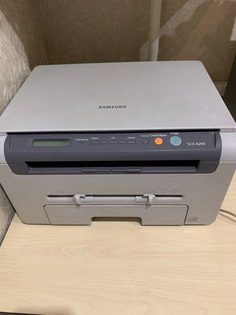 Принтер.Многофункциональное устройство SAMSUNG SCX-4200