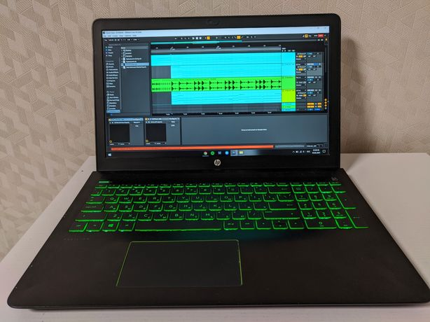 Игровой ноутбук HP Pavilion Power
