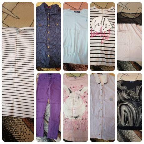 XS-S, пакет одежды