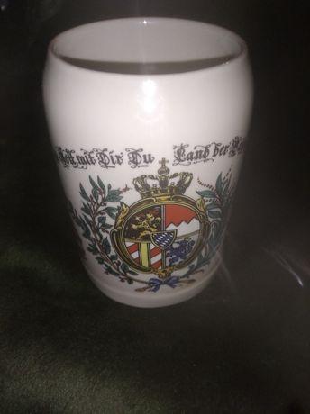 Niemiecki kufel do piwa