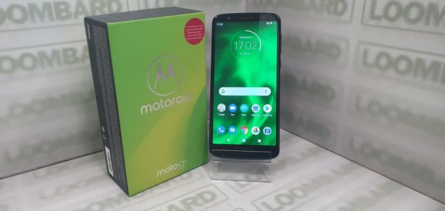 Smartfon MOTOROLA MOTO G6 od Loombard Jarocin śródmiejska 31
