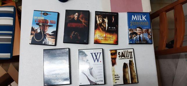 DVDs Filmes Diversos