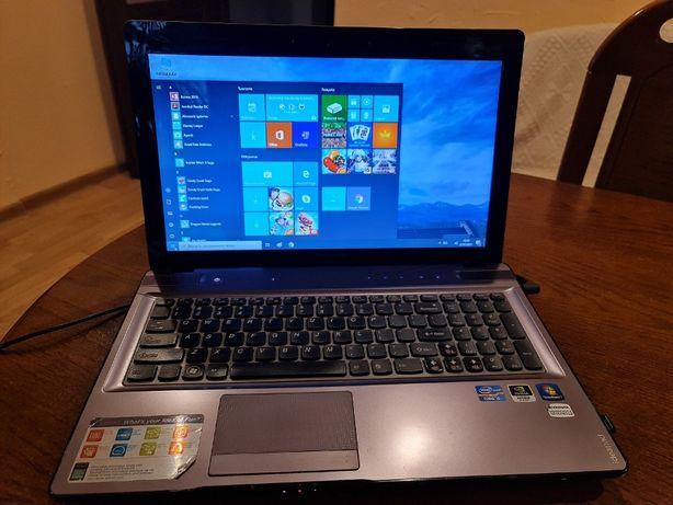 Lenovo IdeaPad Y570 I5 750 HDD GT555M