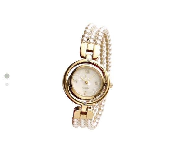 Relógio Classic Pearl To You - Novo!