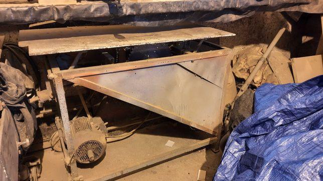Krajzega, piła do drewna stołowa 3kW, regulowana