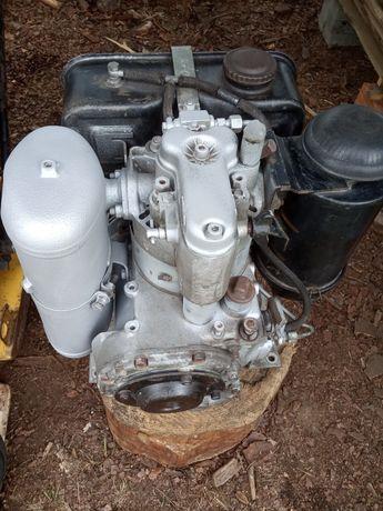 Silnik hatz Es 75 ze sprzęgłem odśrodkowym sprawny po przeglądzie