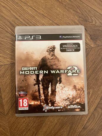 Call of Duty modern warfare 2 ps3 playstation pl