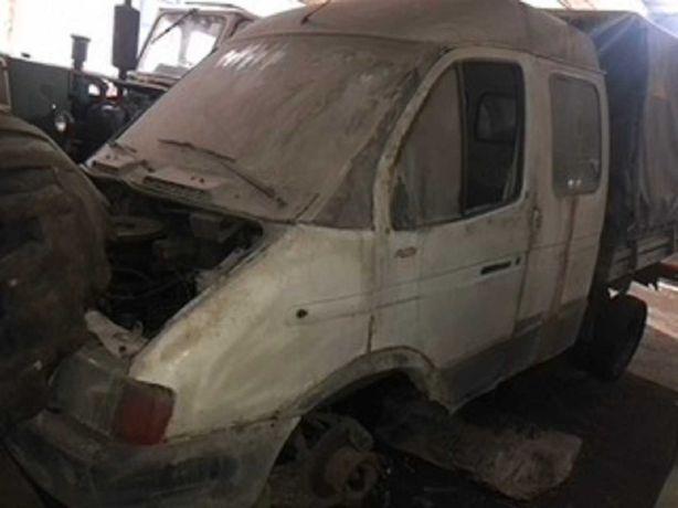 Автомобиль ГАЗ-330230 Газель