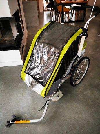 Przyczepka rowerowa Chariot Cougar 2