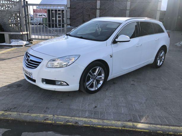 Opel Insygnia 2.0 CDTI 130KM