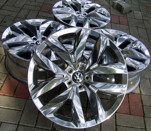 """Ori VW 20"""" POŁYSK 5x112 Tiguan Touareg Audi Seat Skoda"""