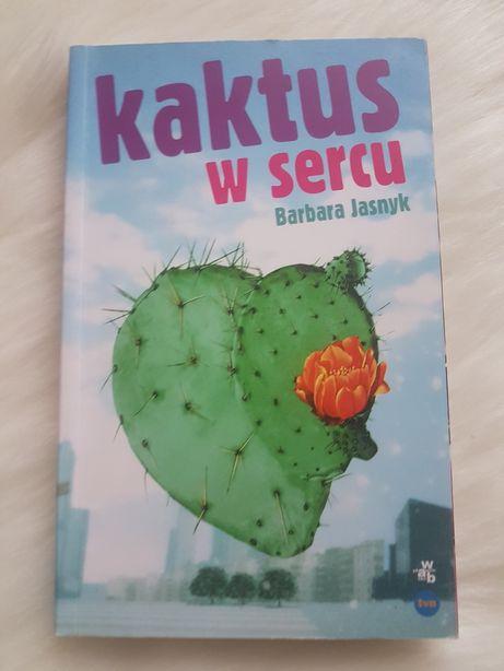 Książka Kaktus w sercu