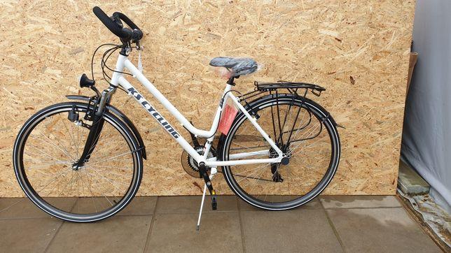 """Nowy rower trekkingowy 28"""" damski Metropolis Promocja"""