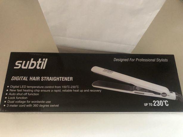 Утюжок для волосся Subtil