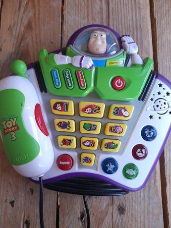 Telefone interativo Buzz lightyear da Vtech