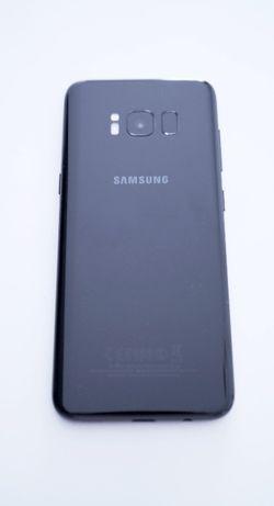 Samsung S8 64GB Preto (Como novo) + Acessórios