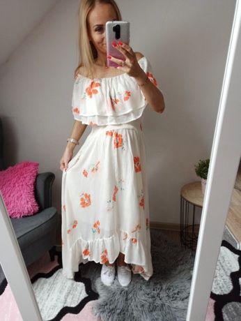 Nowa sukienka hiszpanka River Island rozmiar L