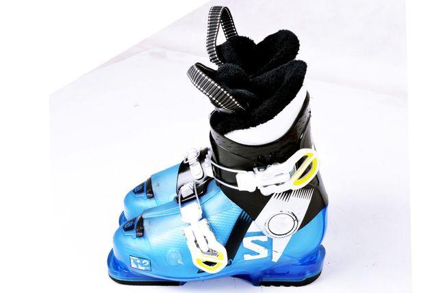 [NartyRopczyce] Buty narciarskie SALOMON T2 JR r.18 (28) z8